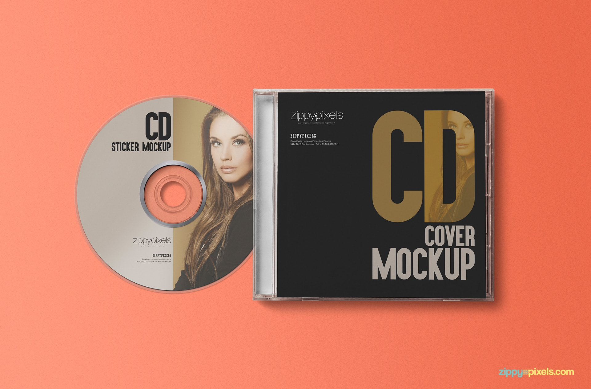 Free Cd Jewel Case Template from zippypixels.com