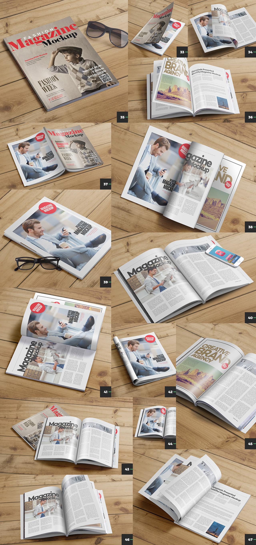 us-letter-size-magazine-mockups-bundle-2