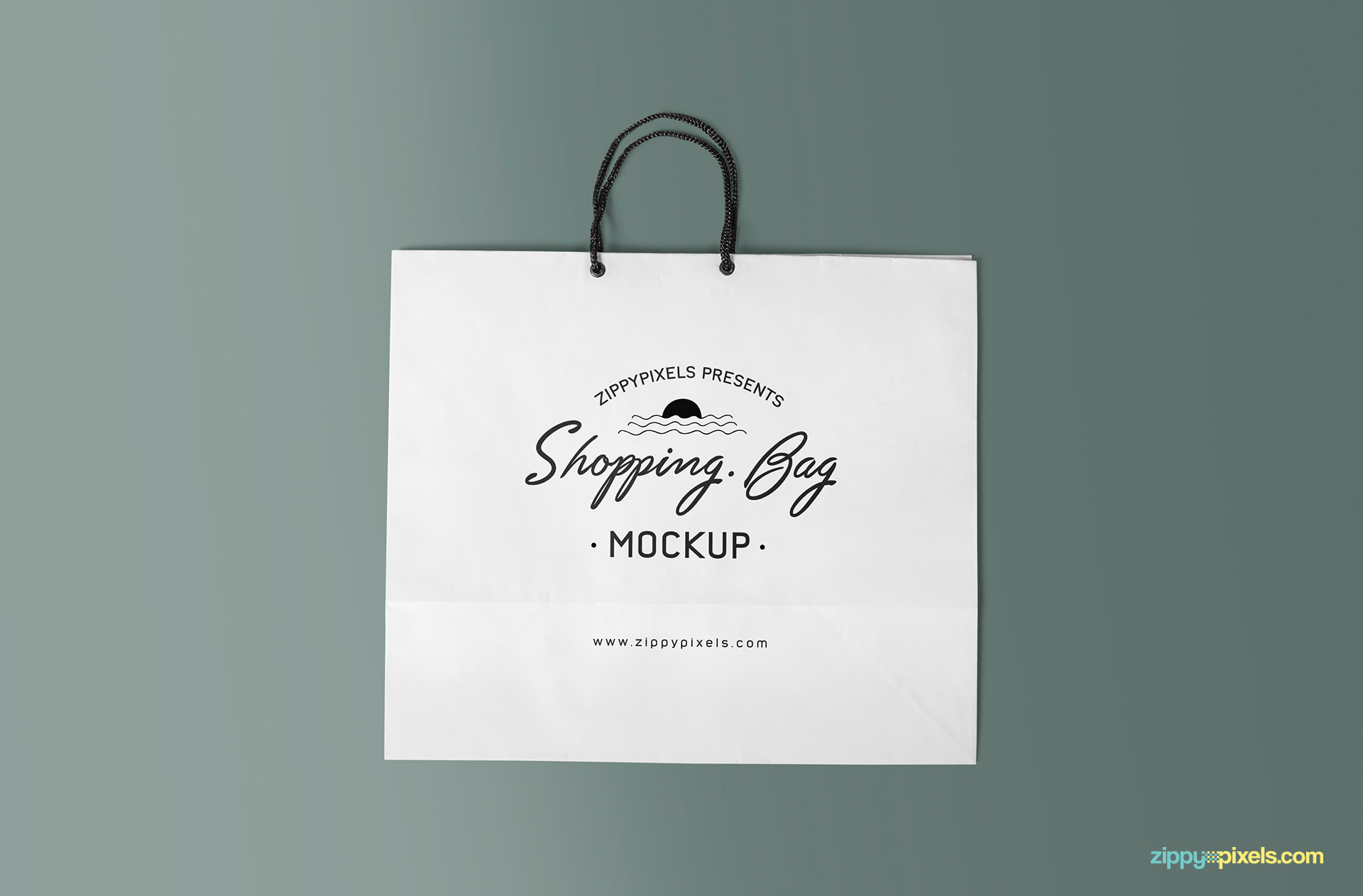shopping-bag-folded-mockup-placed-on-plain-surface