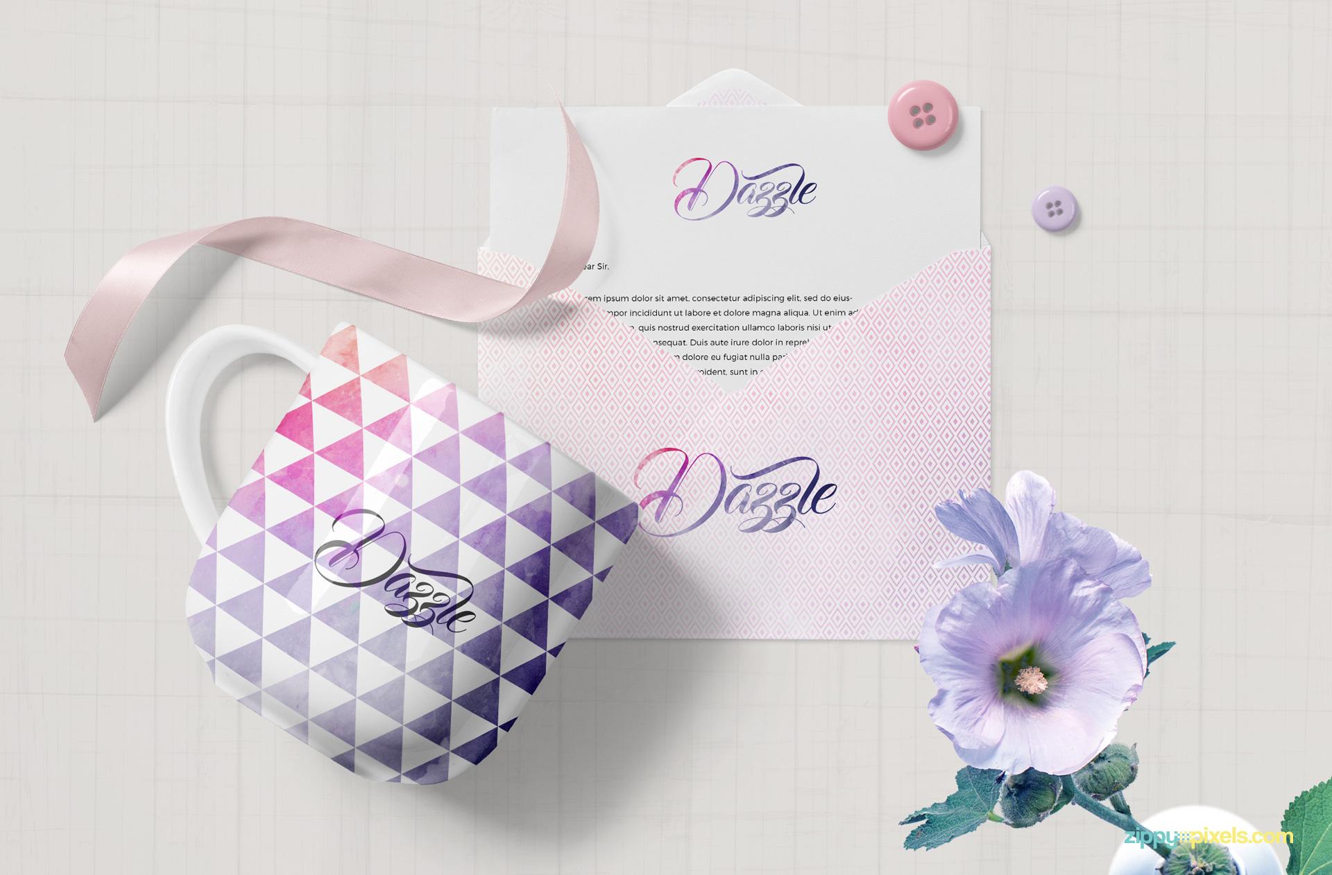 dazzle-scene-mug-cup-plant-envelope-feminine-cool-03