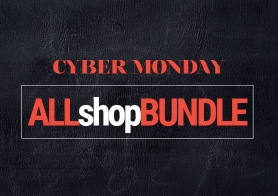 [Cyber Monday 24 Hour Deal ] All Shop Bundle