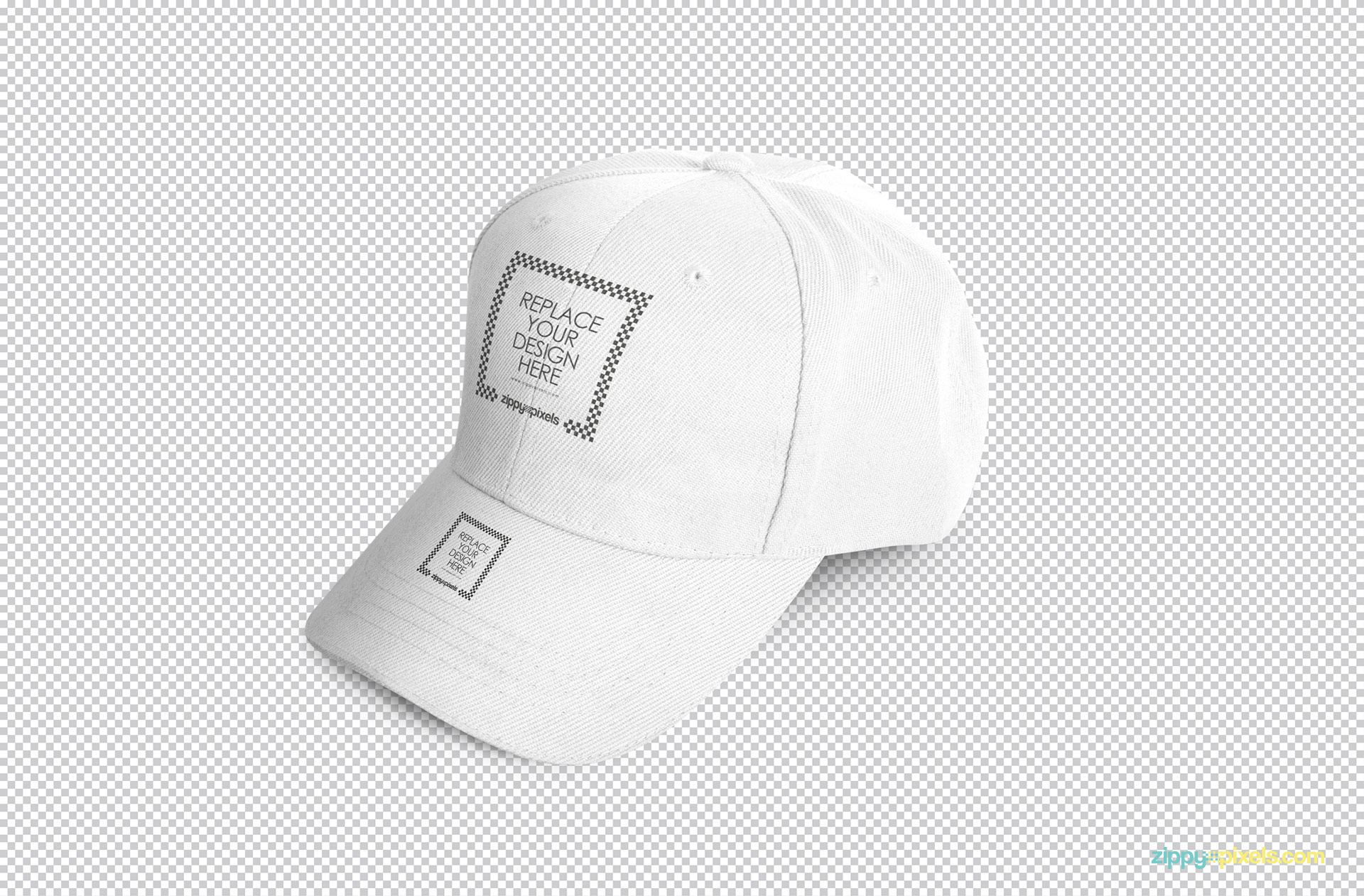 free dad hat mockup which offers endless customization options