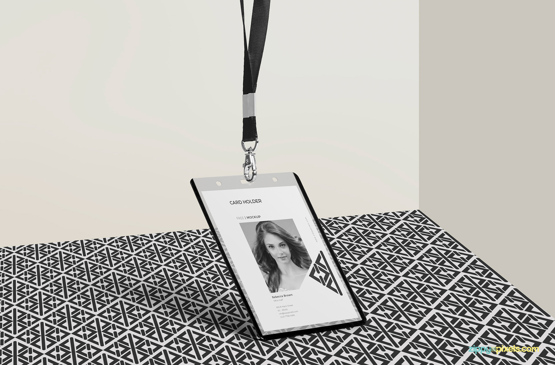Customize background, walls and id card as per your requirement.
