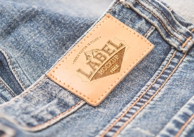 2 Free Clothing Label Mockups