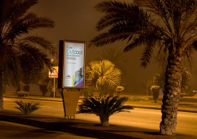 Free Amazing Outdoor Billboard Mockup