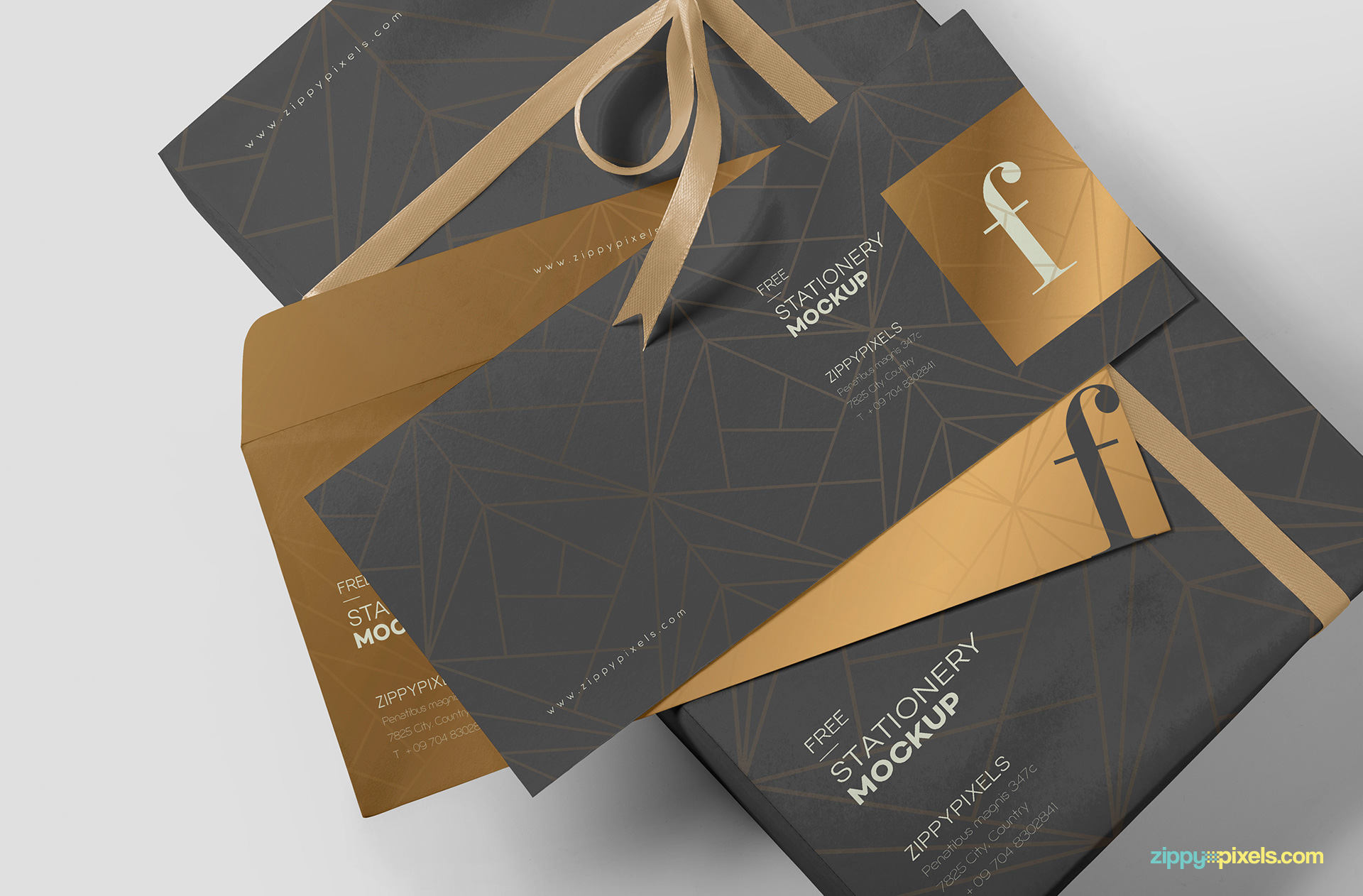 Realistic effects of the envelope mockup PSD.