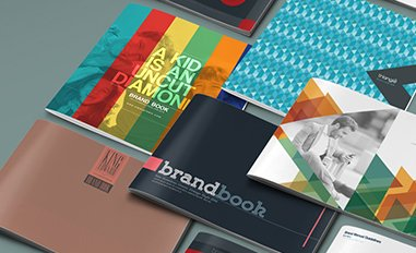 13 Professional Branding Book Templates - Brand Books