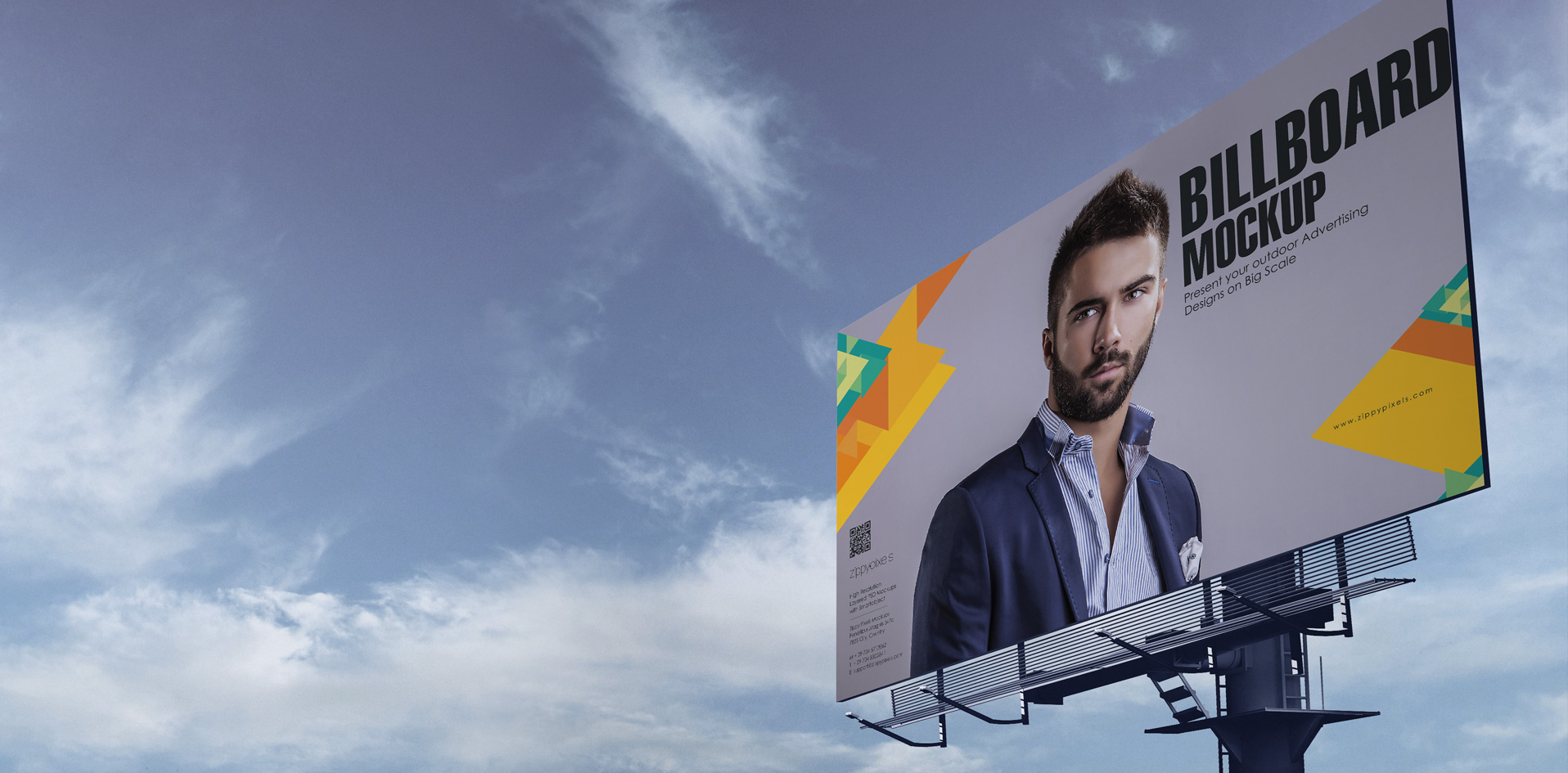 Billboard Advertisement Mockups