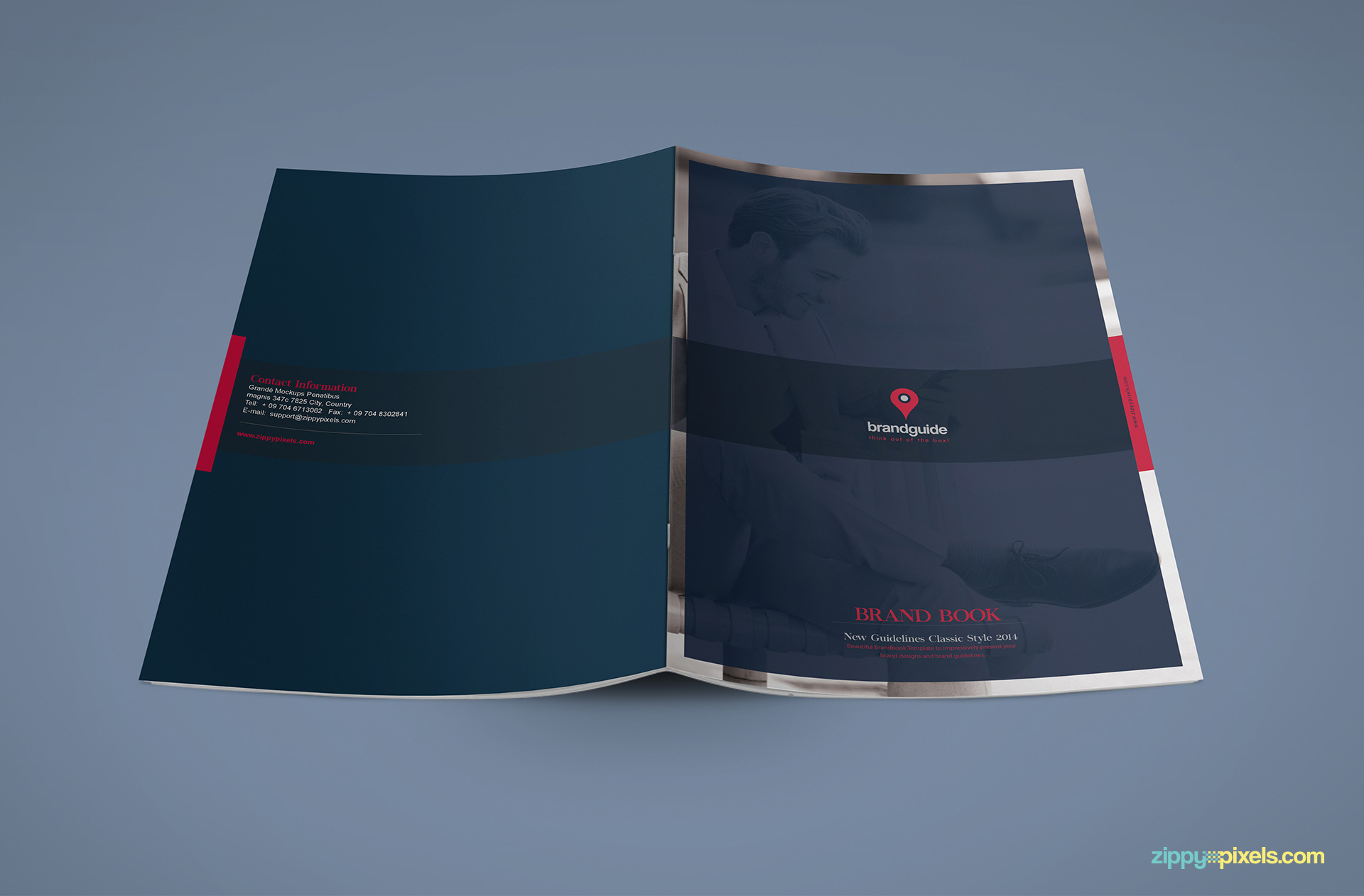 Cover and back page design guidelines