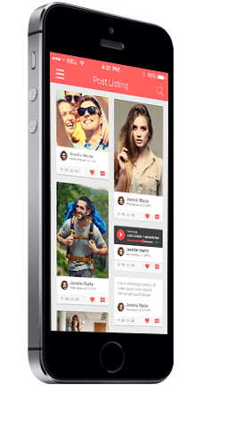 UI Kit for iPhone 5S